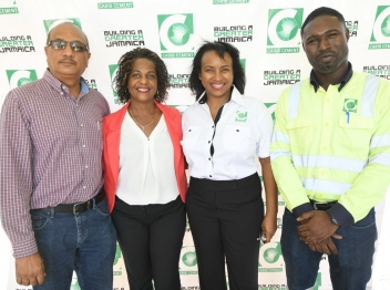 Carib Cement Build Your Community Competition Closing Ceremony