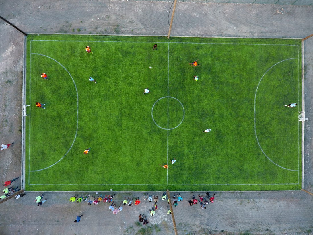 New Football Turf for Employees_21