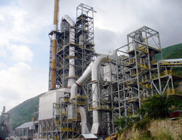 Carib Cement Kiln