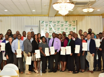 Caribbean Cement Company Limited Leadership Development Programme